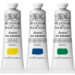 artist oil wn