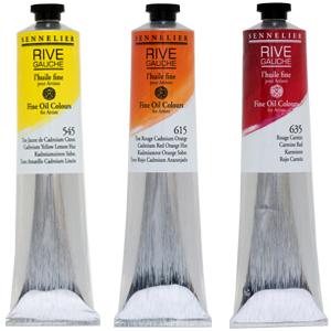 Sennelier Rive Gauche farby olejne