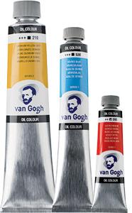 Farby olejne Talens van Gogh