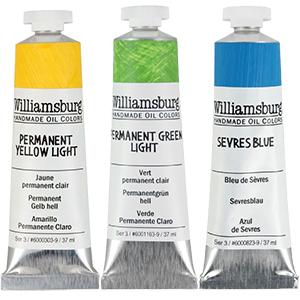 williamsburg oil paint