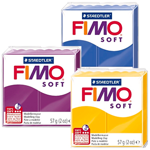Glinka masa plastyczna Fimo Soft