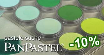 Promocja na extra suche pastele PanPastel