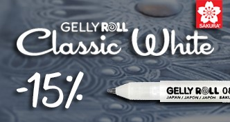 Żelopisy Gelly Roll Sakura 15% taniej!