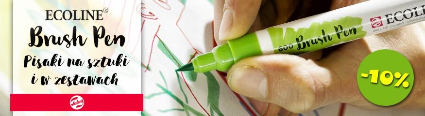 Pisaki Ecoline Brush Pen