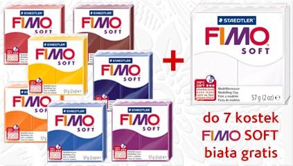 FIMO Soft modelina termoutwardzalna w promocji