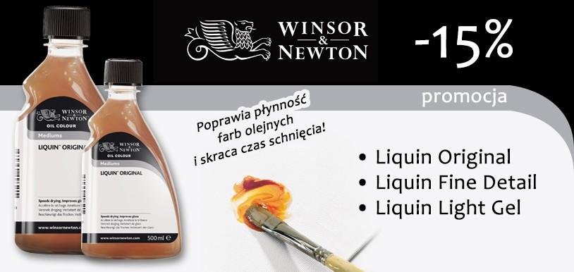 Liquin Original, Light Gel, Fine Detail Winsor & Newton 15% taniej